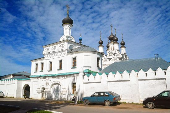 Churches and monasteries of Murom, Russia, photo 13