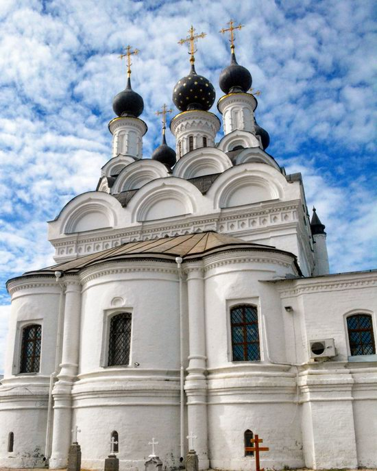 Churches and monasteries of Murom, Russia, photo 15