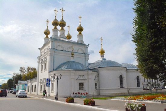 Churches and monasteries of Murom, Russia, photo 19