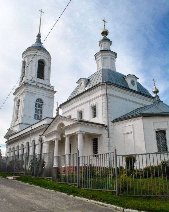 Churches and monasteries of Murom, Russia, photo 20