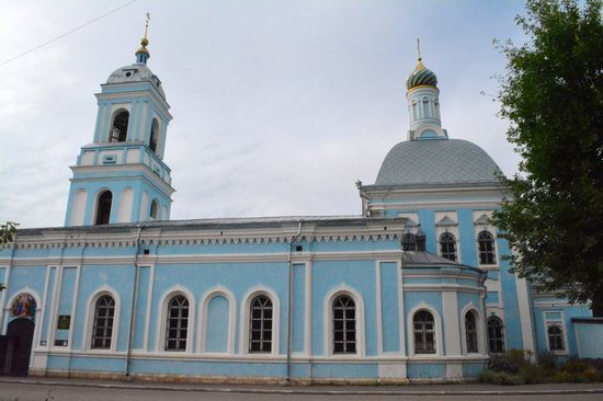 Churches and monasteries of Murom, Russia, photo 21