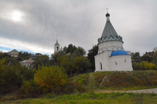 Churches and monasteries of Murom, Russia, photo 22