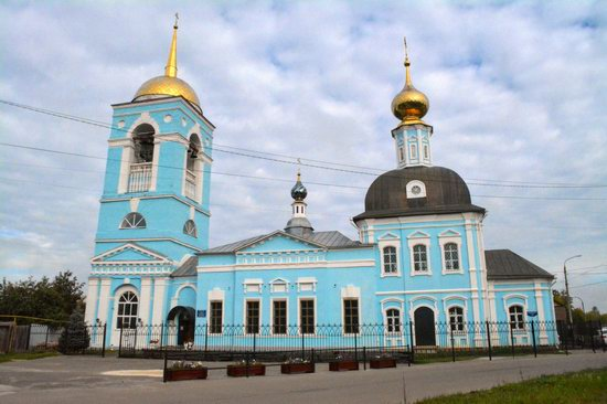 Churches and monasteries of Murom, Russia, photo 23