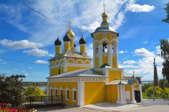 Churches and monasteries of Murom, Russia, photo 24