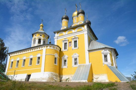 Churches and monasteries of Murom, Russia, photo 25