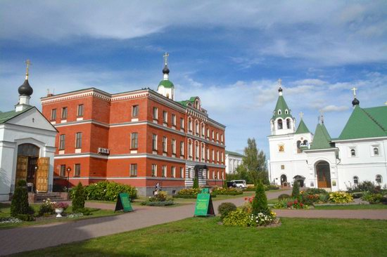 Churches and monasteries of Murom, Russia, photo 4