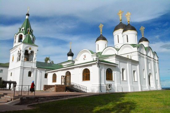 Churches and monasteries of Murom, Russia, photo 5