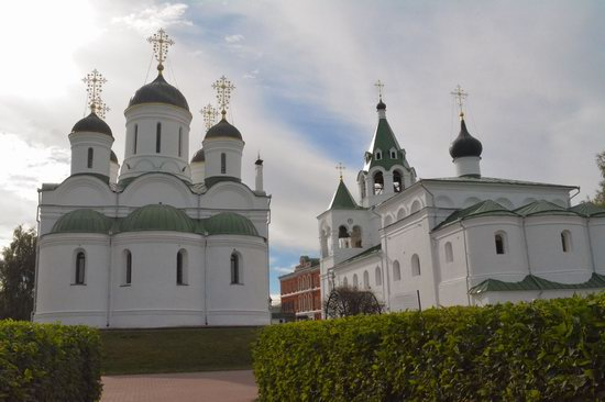 Churches and monasteries of Murom, Russia, photo 6