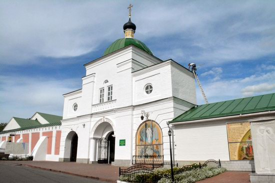 Churches and monasteries of Murom, Russia, photo 7