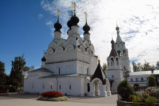 Churches and monasteries of Murom, Russia, photo 8