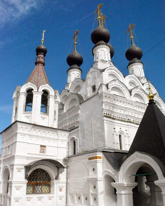 Churches and monasteries of Murom, Russia, photo 9