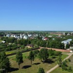 Suzdal – the ancient Russian town-museum