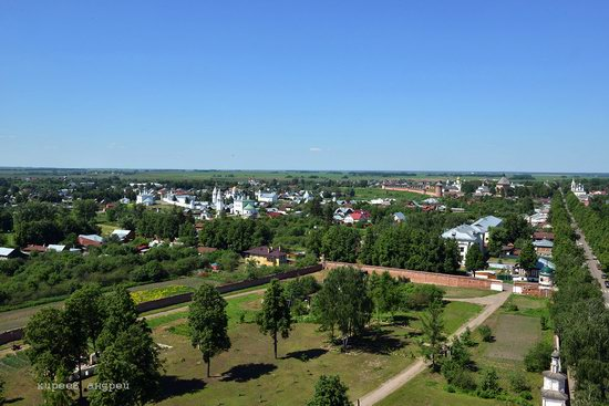 Suzdal town-museum, Russia, photo 1
