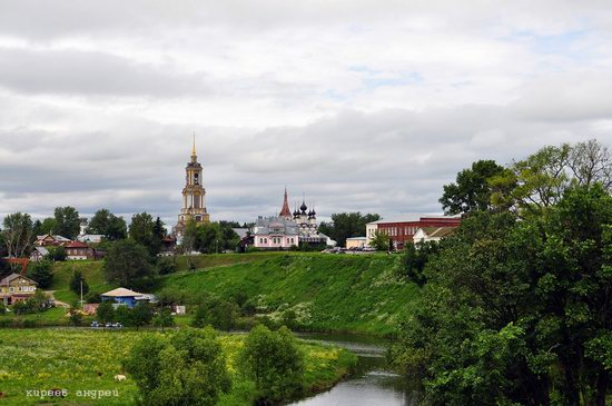 Suzdal town-museum, Russia, photo 14