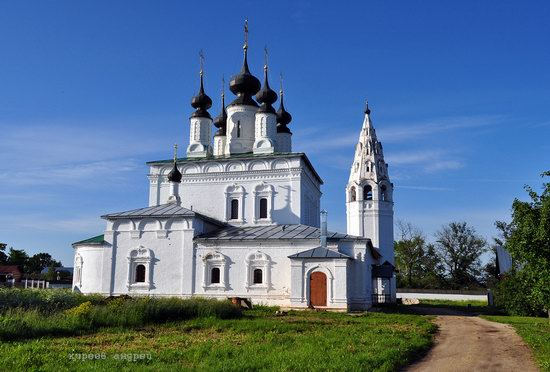Suzdal town-museum, Russia, photo 17