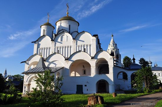 Suzdal town-museum, Russia, photo 20