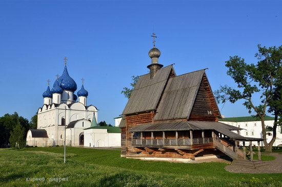 Suzdal town-museum, Russia, photo 25