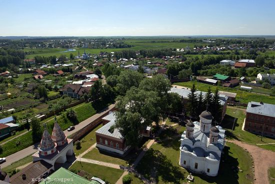 Suzdal town-museum, Russia, photo 3
