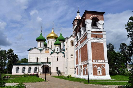 Suzdal town-museum, Russia, photo 6
