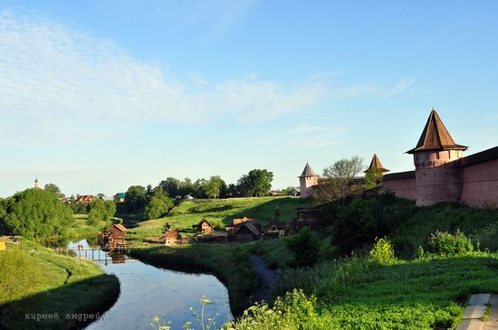 Suzdal town-museum, Russia, photo 8