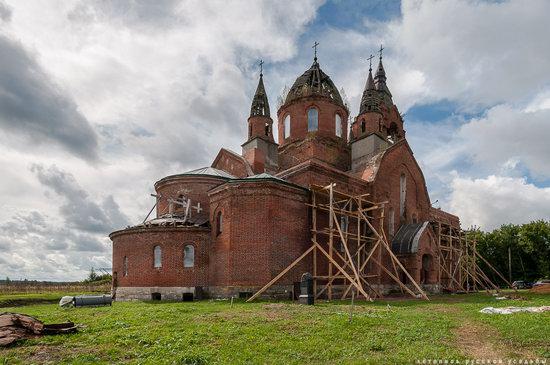 Vvedensky Church in Pet, Ryazan region, Russia, photo 11