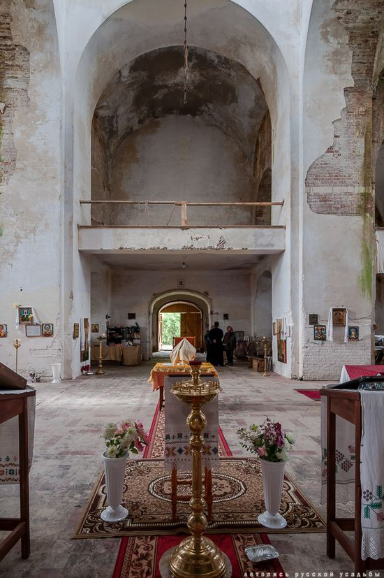 Vvedensky Church in Pet, Ryazan region, Russia, photo 13