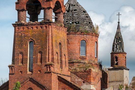 Vvedensky Church in Pet, Ryazan region, Russia, photo 19