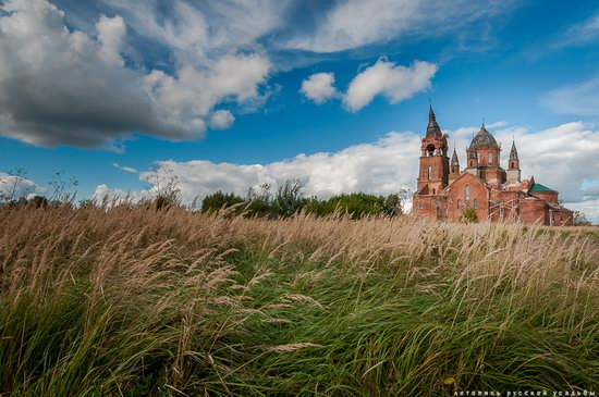 Vvedensky Church in Pet, Ryazan region, Russia, photo 2