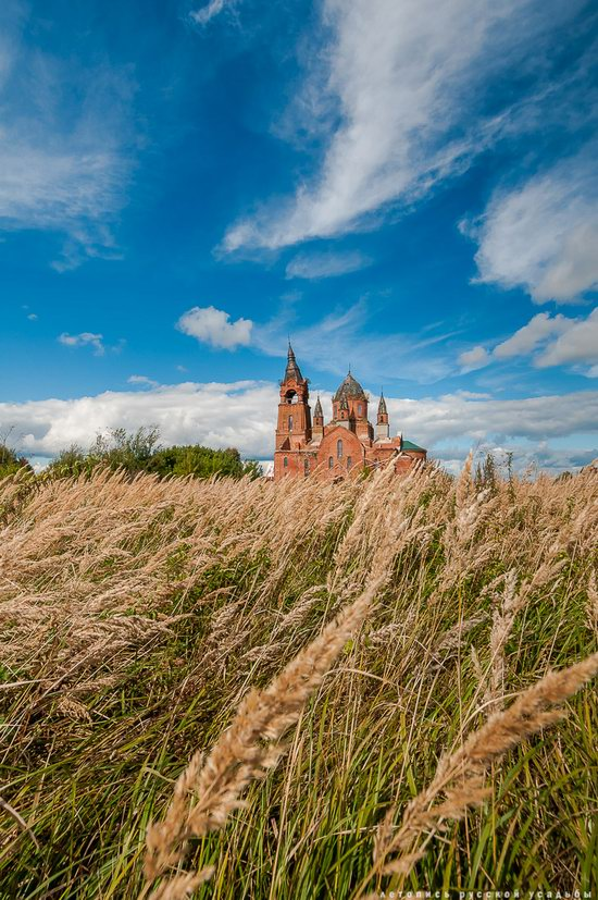 Vvedensky Church in Pet, Ryazan region, Russia, photo 20