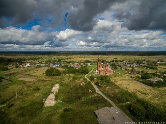 Vvedensky Church in Pet, Ryazan region, Russia, photo 5