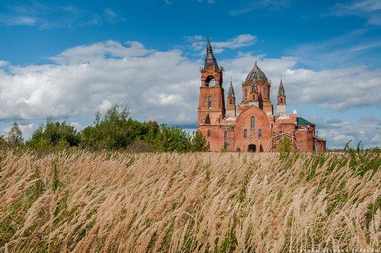 Vvedensky Church in Pet, Ryazan region, Russia, photo 6