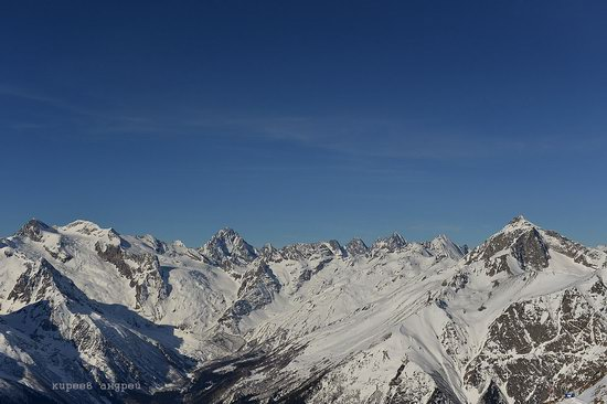 Dombay ski resort in the Caucasus, Russia, photo 10