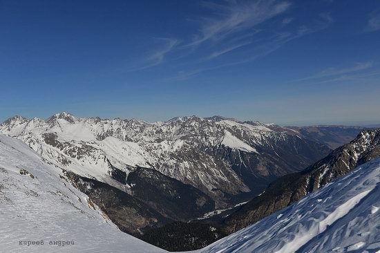 Dombay ski resort in the Caucasus, Russia, photo 11