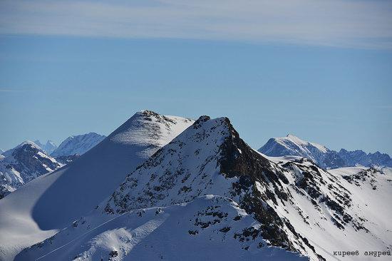 Dombay ski resort in the Caucasus, Russia, photo 13