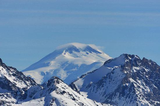 Dombay ski resort in the Caucasus, Russia, photo 15