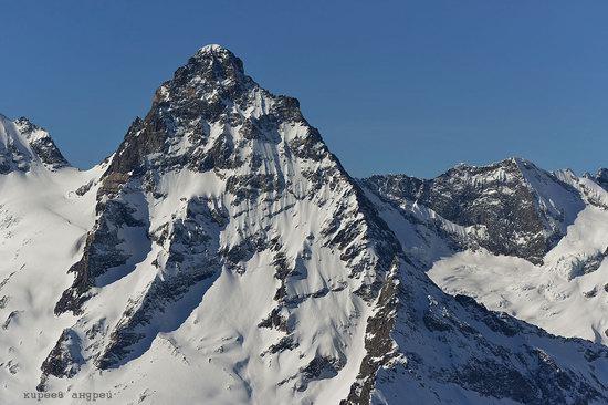 Dombay ski resort in the Caucasus, Russia, photo 16