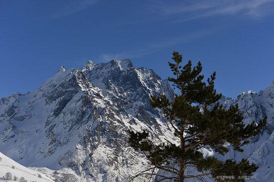 Dombay ski resort in the Caucasus, Russia, photo 19