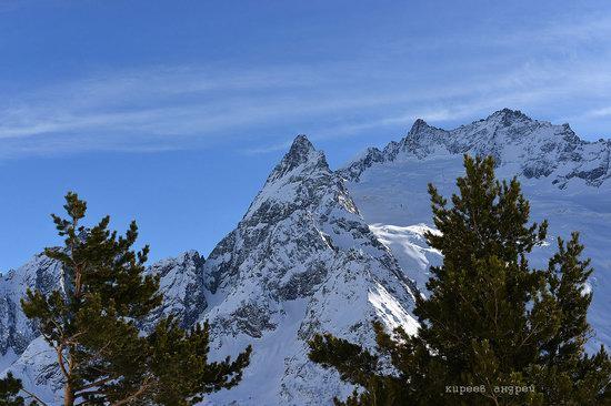 Dombay ski resort in the Caucasus, Russia, photo 20