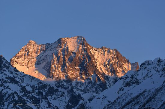 Dombay ski resort in the Caucasus, Russia, photo 21