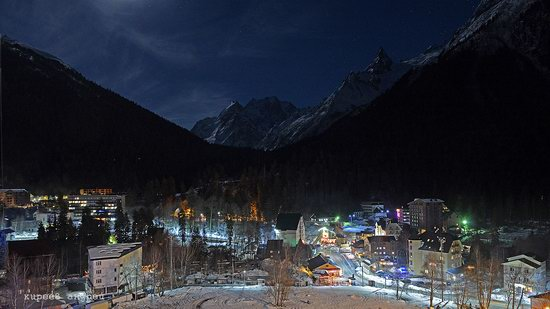 Dombay ski resort in the Caucasus, Russia, photo 23