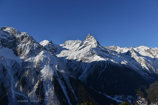 Dombay ski resort in the Caucasus, Russia, photo 3