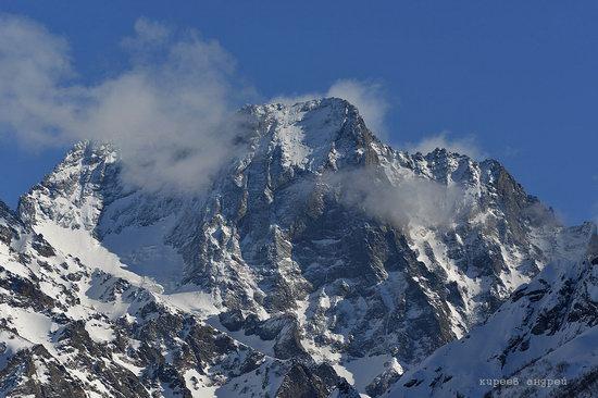 Dombay ski resort in the Caucasus, Russia, photo 4