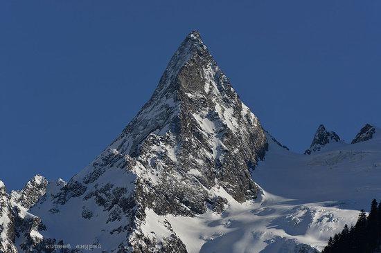 Dombay ski resort in the Caucasus, Russia, photo 5