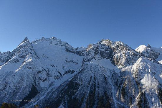 Dombay ski resort in the Caucasus, Russia, photo 6