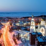 Khanty-Mansiysk – the view from above