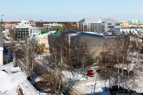 Khanty-Mansiysk, Russia - the view from above, photo 13