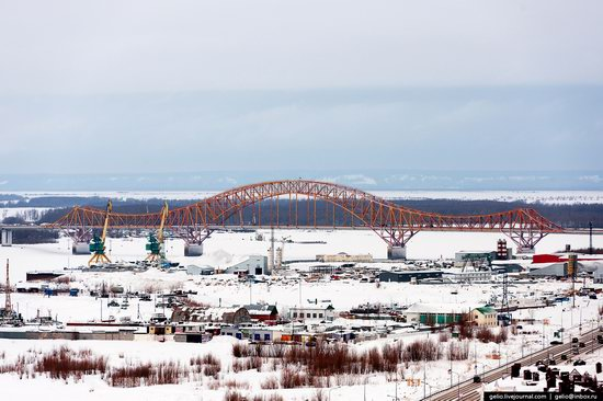 Khanty-Mansiysk, Russia - the view from above, photo 19