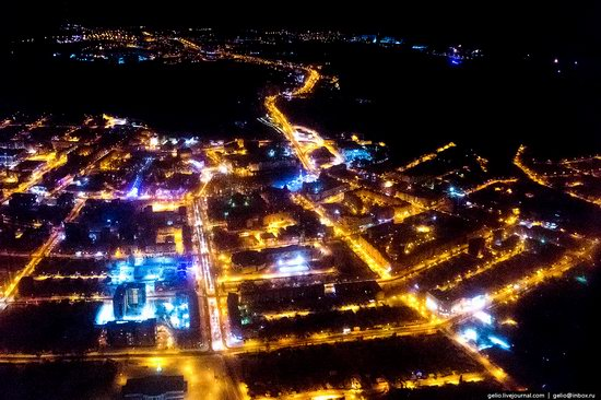 Khanty-Mansiysk, Russia - the view from above, photo 2