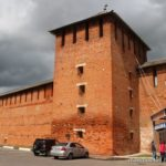 Kolomna Kremlin – ancient Russian defensive architecture