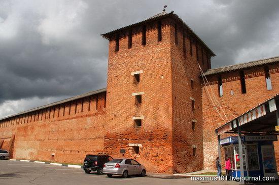 Kremlin in Kolomna, Russia, photo 1